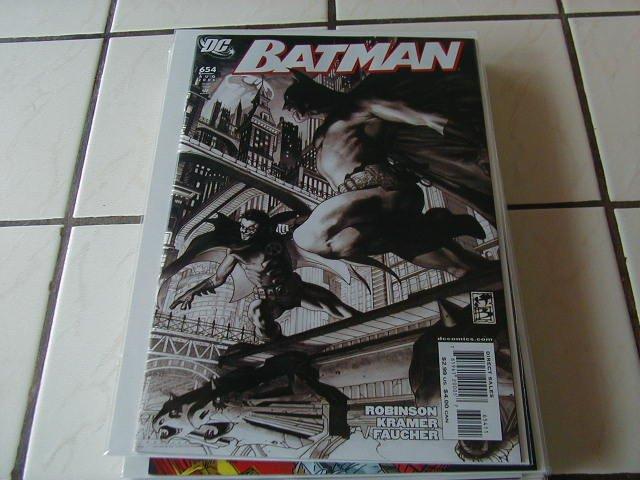 BATMAN #654 NM