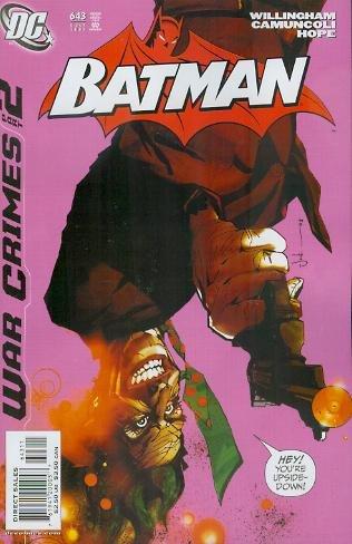BATMAN #643 NM