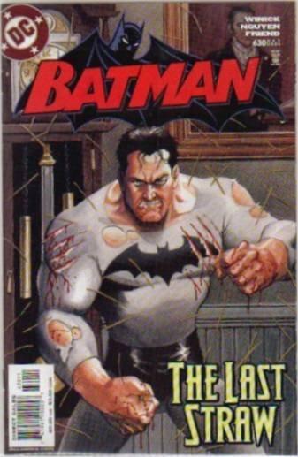 BATMAN #630 NM