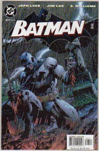 BATMAN #617 NM JASON TODD- ROBIN 2- REDHOOD
