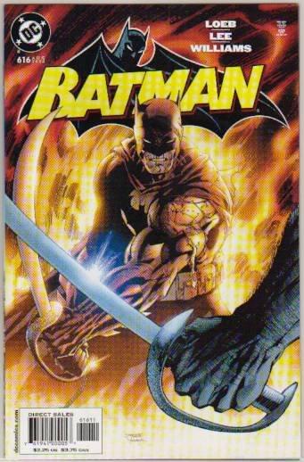 BATMAN #616 NM