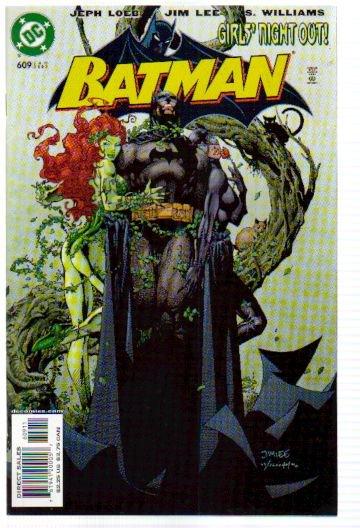 BATMAN #609 NM