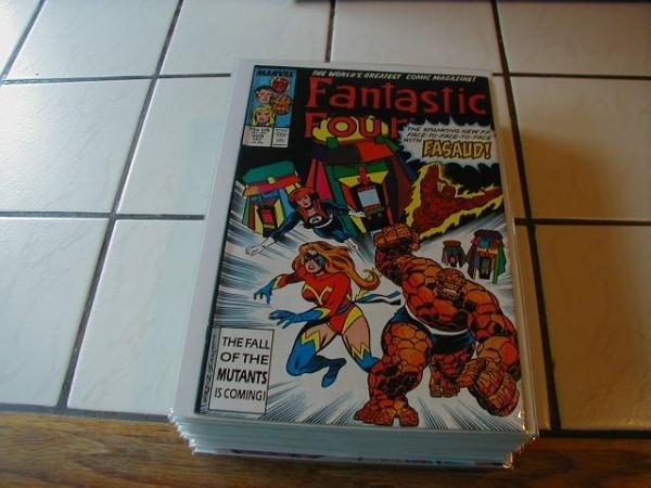 FANTASTIC FOUR #309