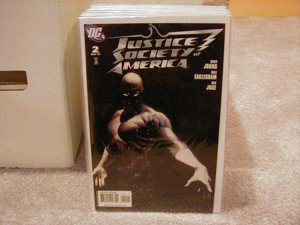 JUSTICE SOCIETY OF AMERICA #2 NM(2006)
