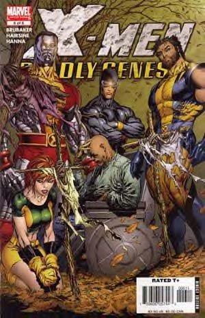 X-MEN DEADLY GENESIS #6 NM