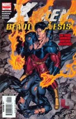 X-MEN DEADLY GENESIS #5 NM