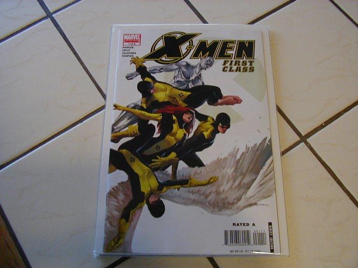 X-MEN FIRST CLASS #1 NM