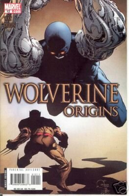 WOLVERINE ORIGINS #12 NM