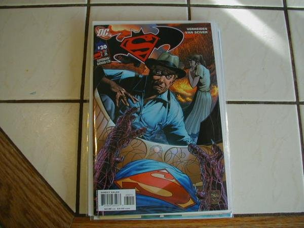 SUPERMAN BATMAN #30 NM