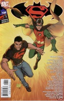 SUPERMAN BATMAN #26 NM VARIANT COVER