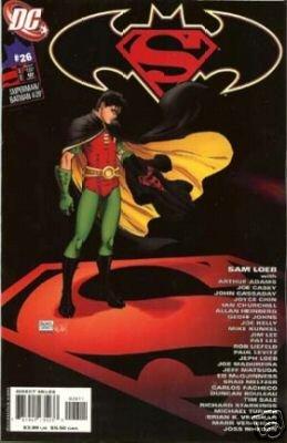 SUPERMAN BATMAN #26 NM REGULAR COVER