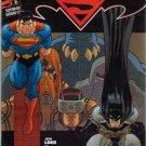 SUPERMAN BATMAN #21 NM