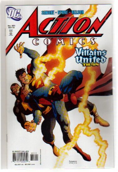 ACTION COMICS #831 NM