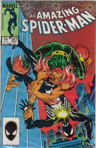 Amazing Spider-man #257 VF/NM