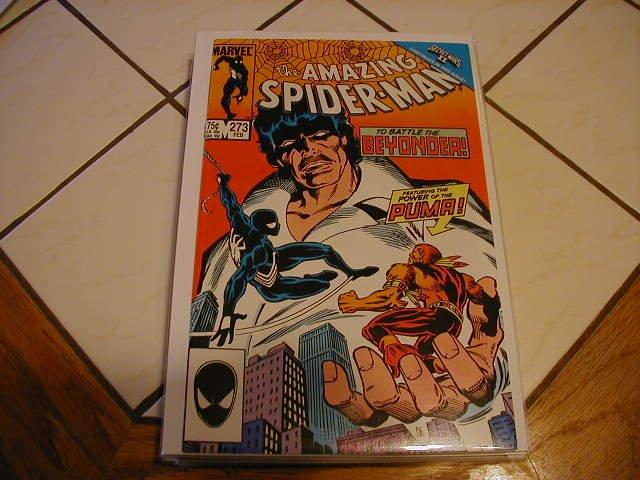 Amazing Spider-man #273