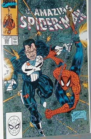 Amazing Spider-man #330