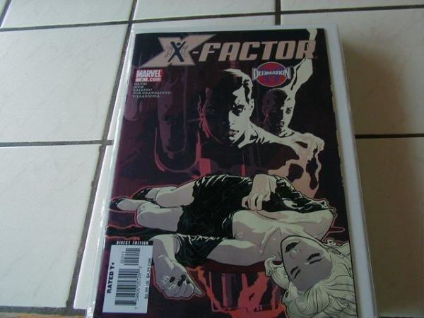 X-FACTOR #2 NM (2006)