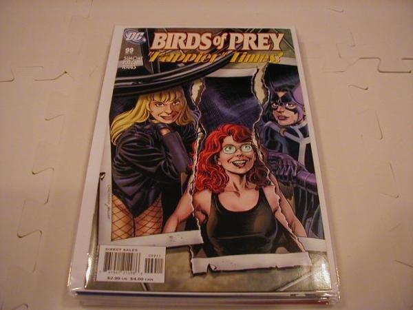BIRDS OF PREY #99 NM