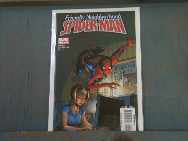 FRIENDLY NEIGHBORHOOD SPIDER-MAN #5 NM