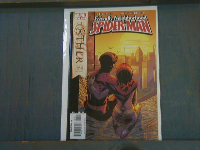"""FRIENDLY NEIGHBORHOOD SPIDER-MAN #4 NM """"THE OTHER"""""""