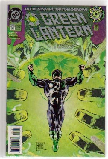 GREEN LANTERN #0 NM