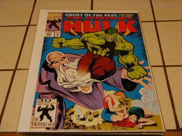 INCREDIBLE HULK #399