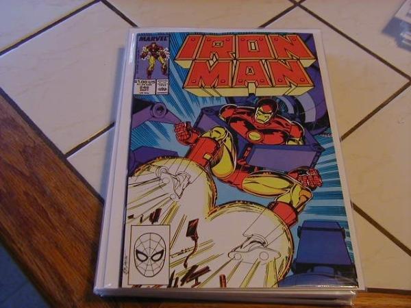 IRON MAN #246(1967)