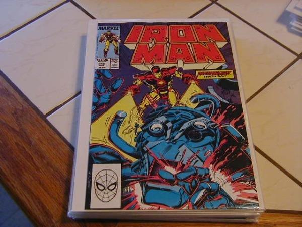 IRON MAN #245 (1967)