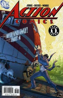 ACTION COMICS #838 NM ONE YEAR LATER