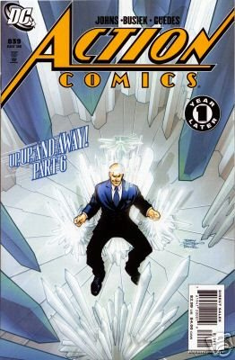 ACTION COMICS #839 NM ONE YEAR LATER