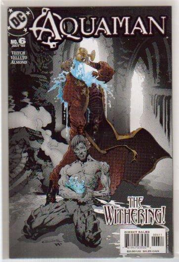 AQUAMAN #6 NM(2003) Current Series