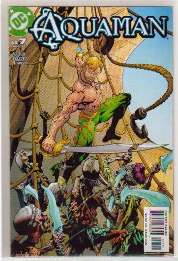 AQUAMAN #7 (2003)Current Series