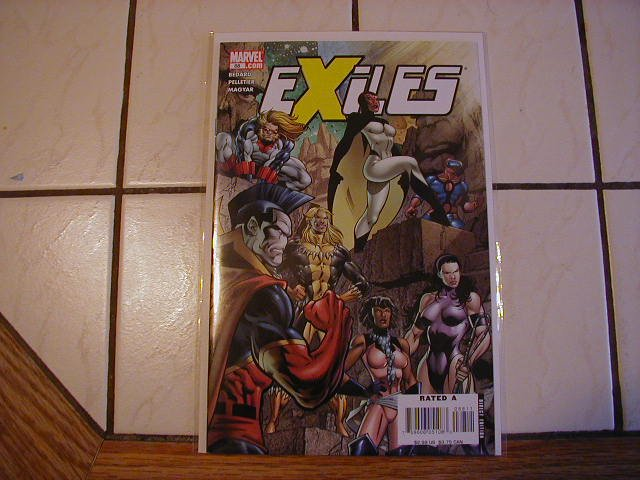 EXILES #88