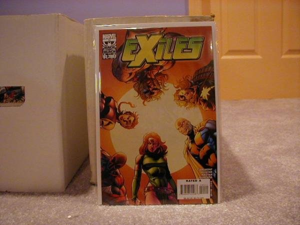 EXILES #90