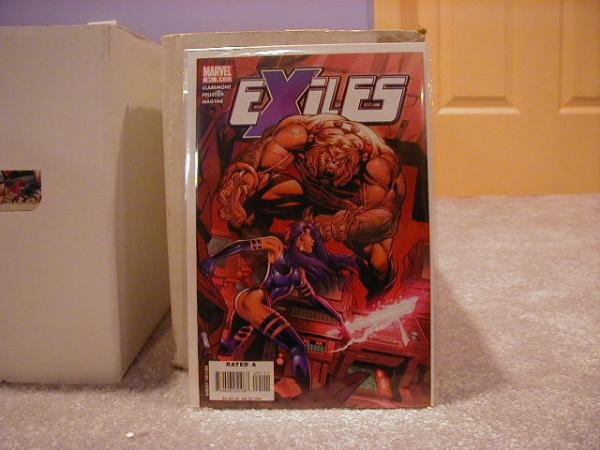 EXILES #91