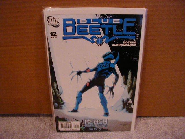 Blue Beetle #12 NM (2007)
