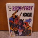 Birds of Prey #103 NM