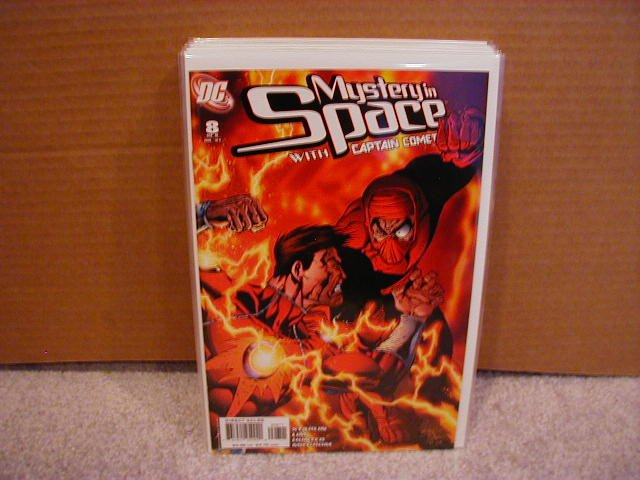 Mystery in Space #8 NM (2007)