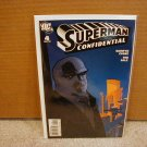 SUPERMAN CONFIDENTIAL #4 VF/NM