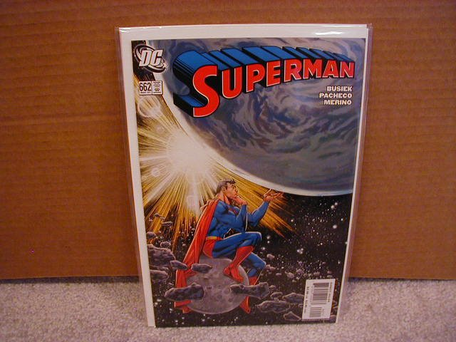 SUPERMAN #662 NM (2007)