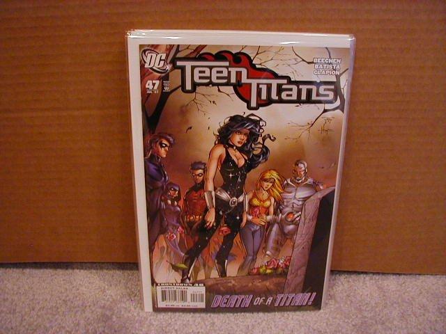 TEEN TITANS #47 NM