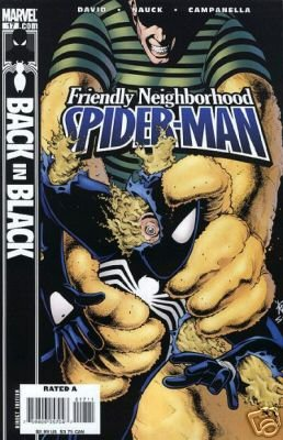 FRIENDLY NEIGHBORHOOD SPIDER-MAN #17 NM BACK IN BLACK