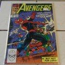 AVENGERS #317 SPIDER-MAN
