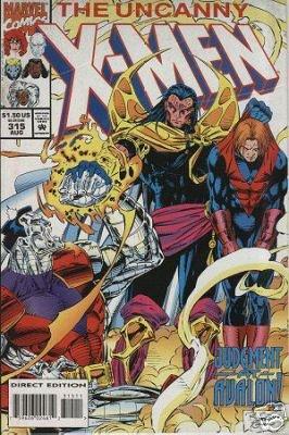 UNCANNY X-MEN #315 NM