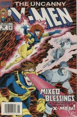 UNCANNY X-MEN #308 NM