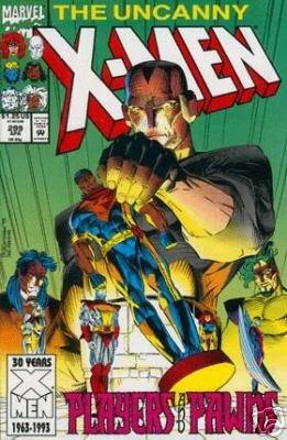 UNCANNY X-MEN #299 NM