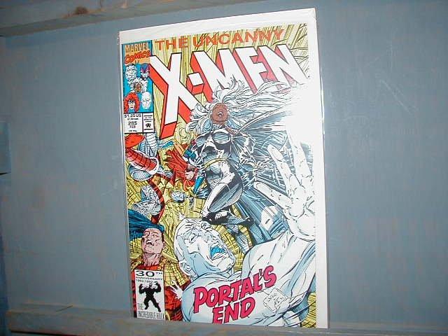 UNCANNY X-MEN #285 NM