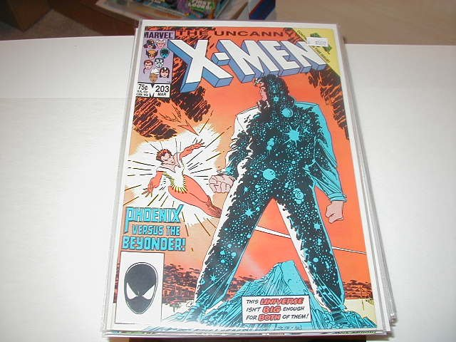 UNCANNY X-MEN #203