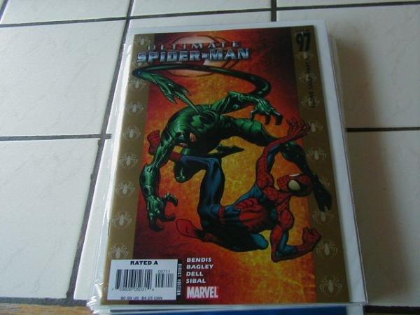 ULTIMATE SPIDER-MAN #97 NM