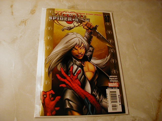 ULTIMATE SPIDER-MAN #87 NM